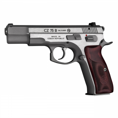 CZ 75 B New Edition, 9 Luger
