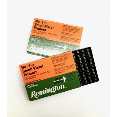 REMINGTON SMALL PISTOL
